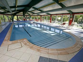 piscine chauffée toute l'année