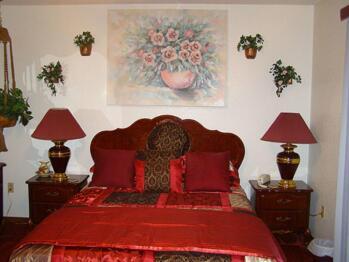 Guestroom Santa Fe room