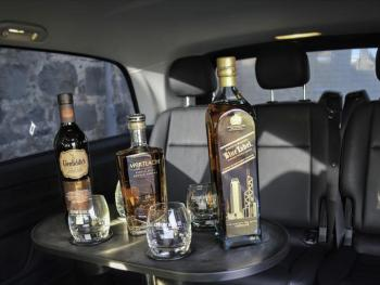 Take a personalised Whisky Tour in luxurious transportation