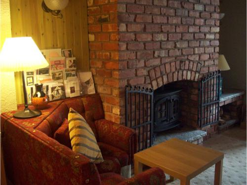 Relax in the reception lounge, real log fires in the colder months