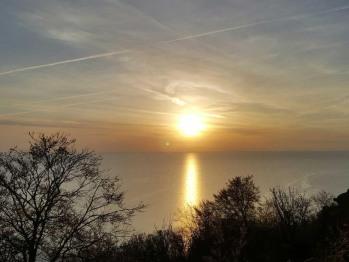 sunrise babbacombe downs