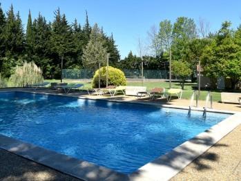 Notre piscine extérieur