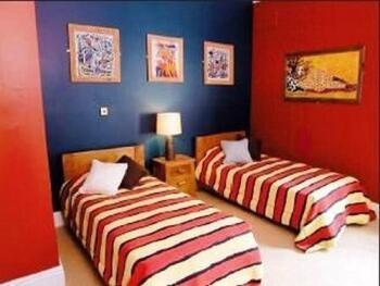 Twin room-Ensuite-The Biko Room