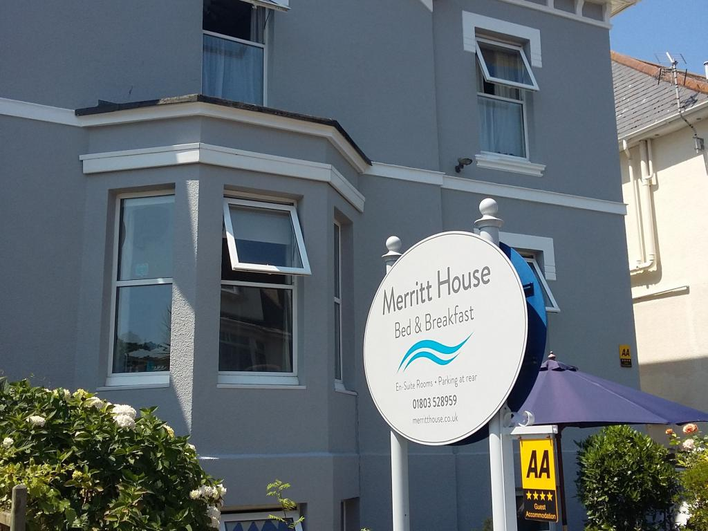Merritt House Bed and Breakfast, Paignton Devon