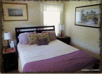The Kimball Room