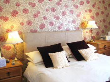 Classic Double room with standard double bed. Excellent value accommodation!