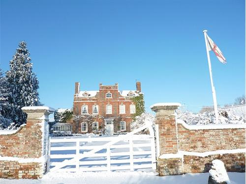 Manor farm | Winter