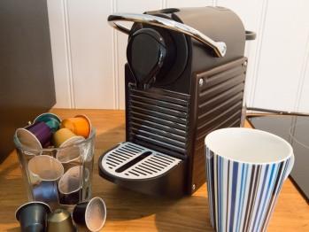 coffee facilites