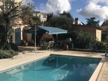 Villa Paolina - Terrasse et piscine