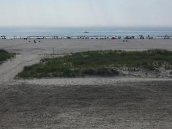 View of Beach From Four Winds