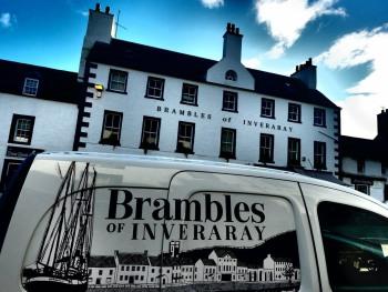 Brambles of Inveraray - Outside Brambles