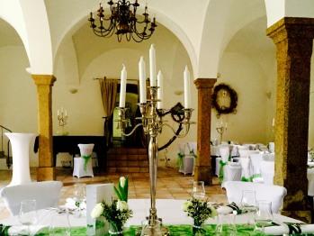 Räume für Ihre Feierlichkeiten und besondere Events