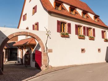 La Maison d'Emilie - Entrée principale