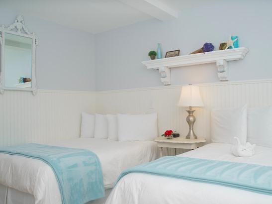 Triple room-Ensuite-Standard-Ocean View-Dockside, 1st floor, 2 db