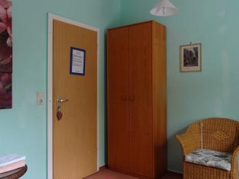 Einzelzimmer-Ensuite