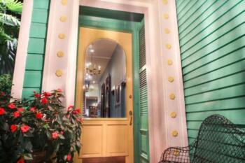 Our Welcoming Front Door