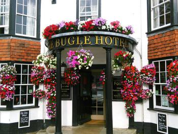 Bugle Hotel - Hotel Front