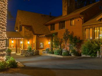 Tranquil nights at Cedar Glen Lodge
