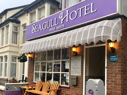 Seagull Hotel Frontage