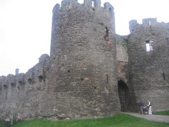 Town Walls Footath Entrance