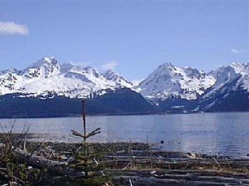 Resurrection Bay and Mt. Alice