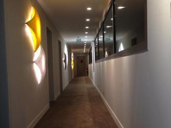 Couloir supérieur