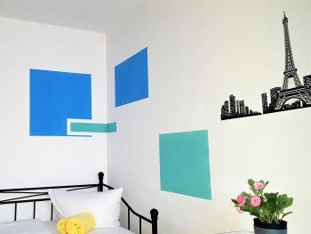 Doppelzimmer-Klassisch-Gemeinsames Badezimmer-(1.OG.)