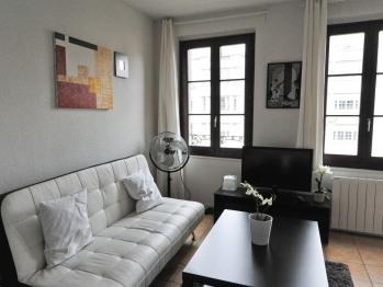 Appartement-Salle de Bain amenagée-Appartement Patricia