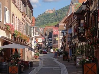 Ribeauvillé Grand'rue