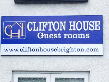 Clifton House Brighton -