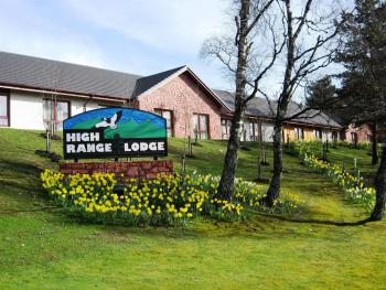 High Range Hotel - Lodge Motel