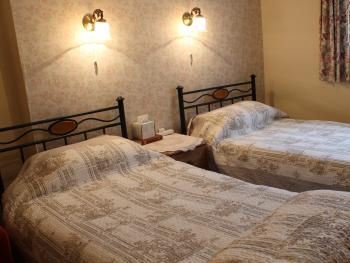 White Guest House - Twin En-suite room situated on the ground floor