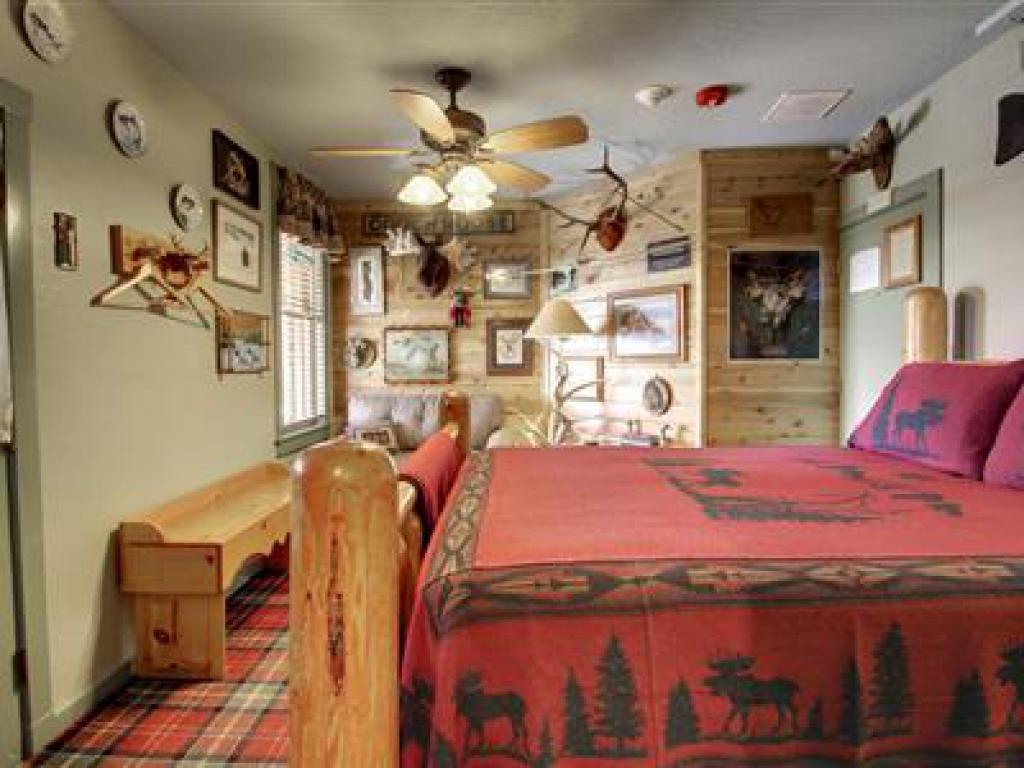 Northern Exposure -Double room-Ensuite-Standard-Mountain View