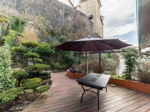 Les Remparts Splendide T3 Terrasse Jacuzzi Jacuzzi Coeur