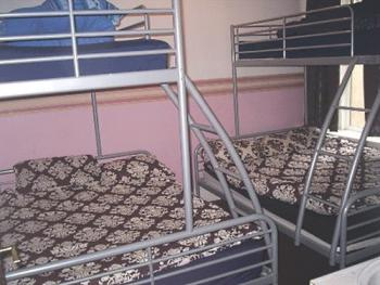 Quad room-Shared Bathroom-Double Bed & Double Bunk