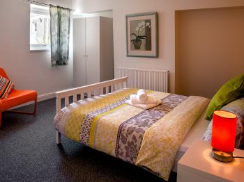 Delilah Serviced Accommodation - Bedroom