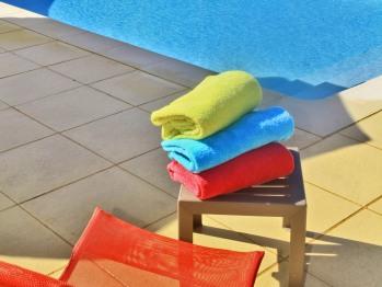 Transat et Serviettes de piscine