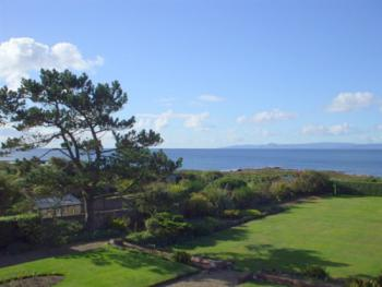 View to south-west from Principal Bedroom, Carlton Seamill