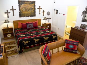 Lodge Old Mexico Room