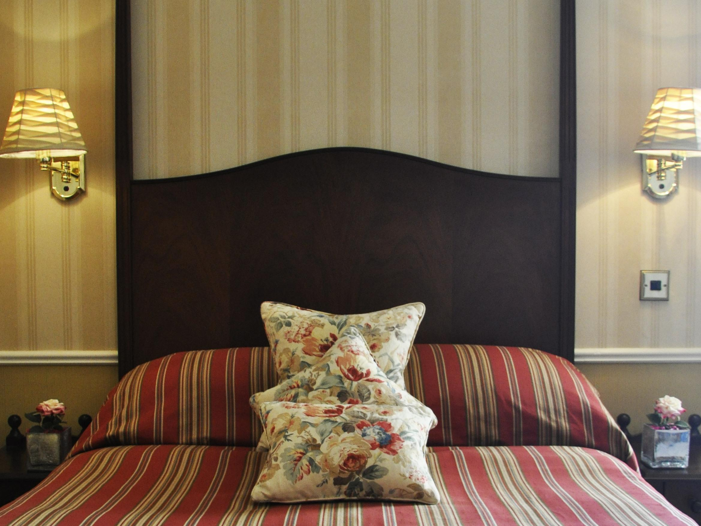 Double room-Luxury-Ensuite-Garden View - Base Rate