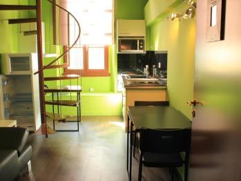 Studio 3 Porte Marron