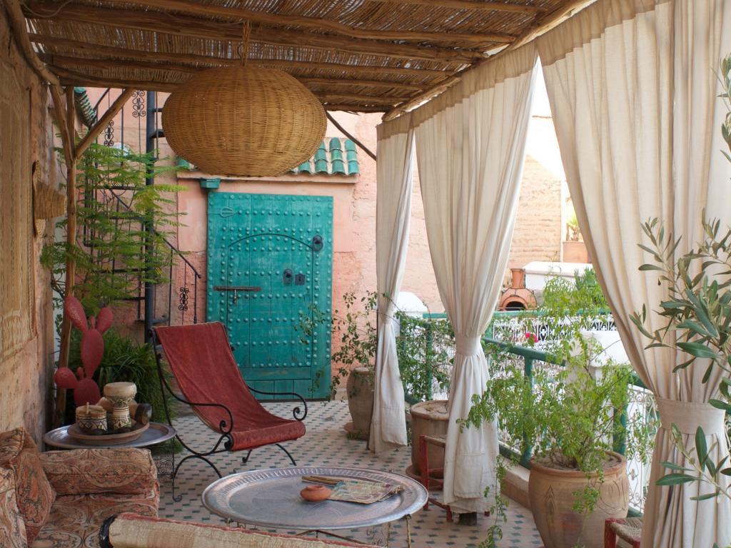 Les terrasses - Riad Dar Kleta