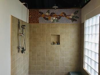Mono Congo Bathroom Shower