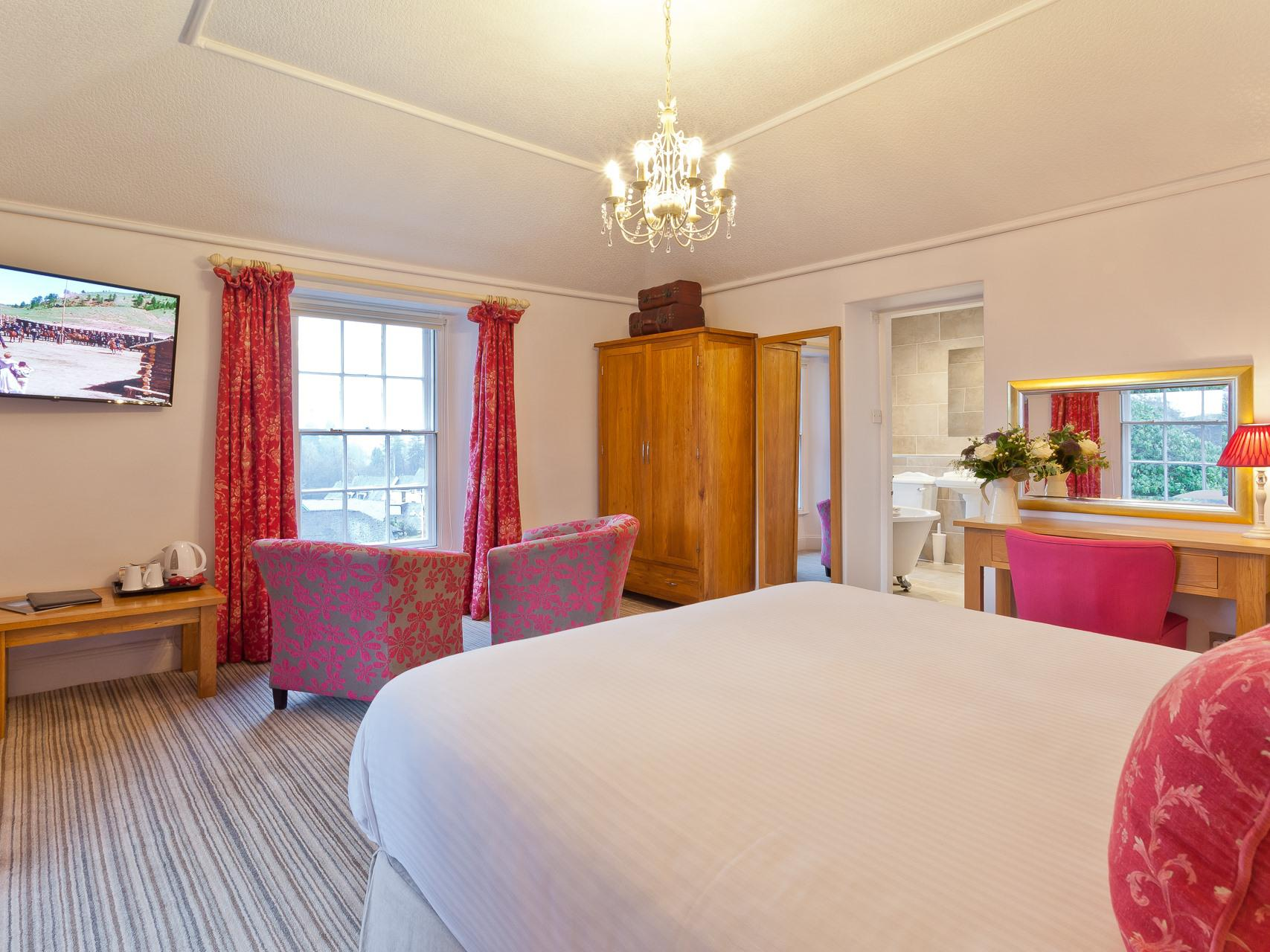 Double room-Superior-Ensuite with Bath-Lake View-Room 1