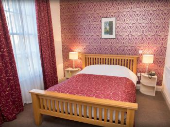 The Buttery Hotel - Deluxe Double En-suite