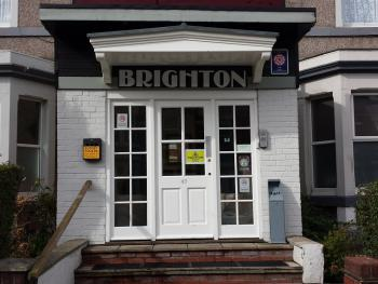 The Brighton - ENTRANCE