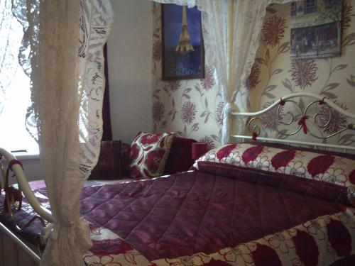 Our Popular Four Poster EnSuite Room