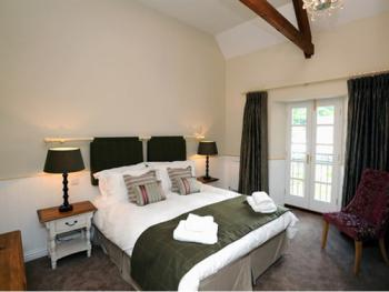 Double room-Standard-Ensuite-The Bedroom