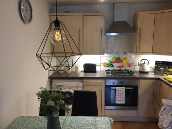 Luxurious 2 Bed apart in the centre of Cambridge! - Dining room