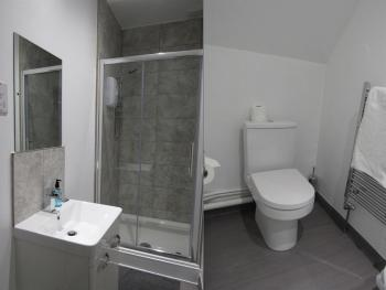 En-Suite Shower & Toilet